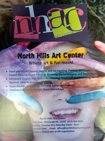 The North Hills Art Center (NHAC)